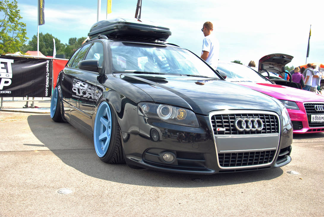 Raceism Event 2014 Audi A4 B7 Avant By 2micc On Deviantart