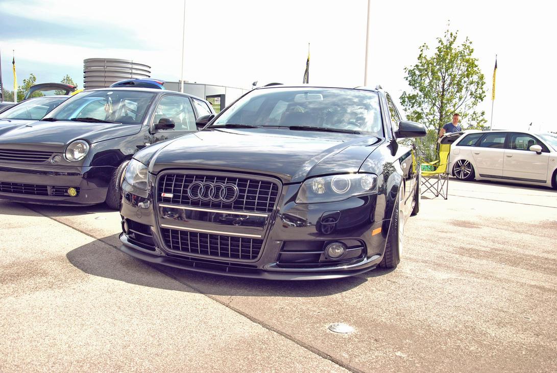 RACEISM Event 2014 - Audi A4 B7 Avant Black by 2micc on DeviantArt on audi s7 black, audi a4 stock rims, audi a9 black, audi s8 black, audi a4 black, audi a5 black, audi s3 black, audi a3 black, audi a7 black, audi s5 black, audi b5 black, audi s6 black,