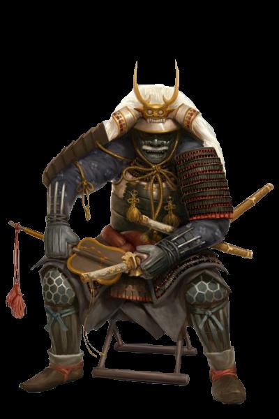 Shogun 2 render by LaNoif on DeviantArt