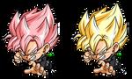 Black Goku Ssj