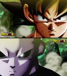 Son Goku vs Hairo no Jiren