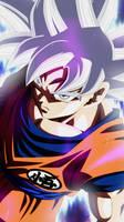 Son Goku - Migatte No Goku'i