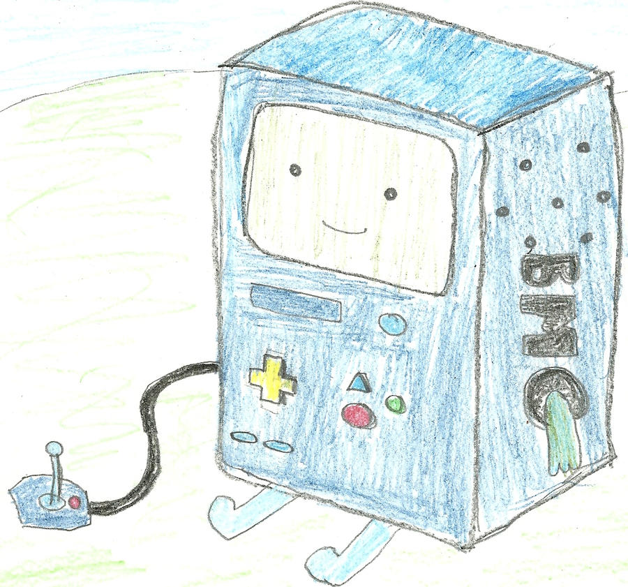 BMO by brittany158