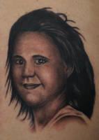 wife portrait by BrettPundt