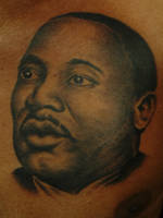 Martin Luther King by BrettPundt