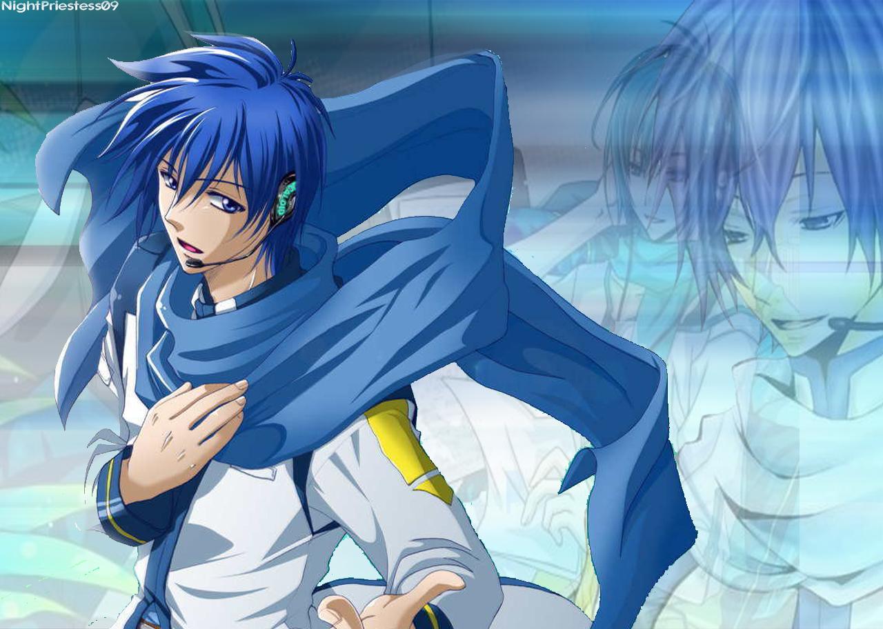 VOCALOID , Qui connais ?  Kaito_shion_of_the_blue__background__by_nightpriestess09-d5ikakf