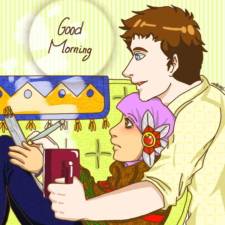 Good Morning by nabyyl