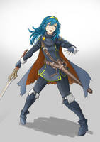 FEA: Attack Stance by Vidolus