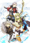 FE Fates: Dynamic trio