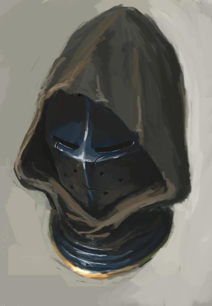 Helmet study by Dilvish585