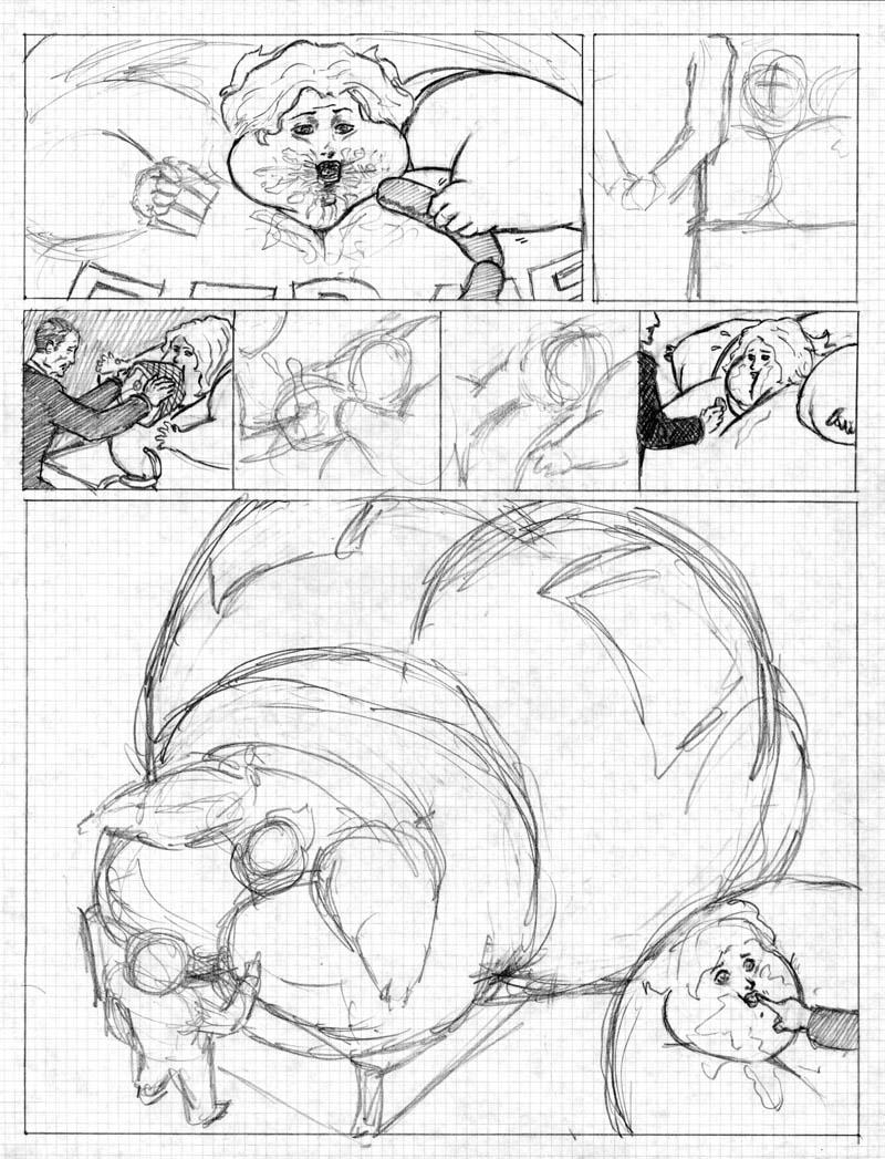Comic 1 page 3 by SpratFA