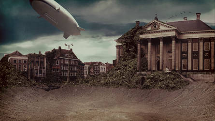 Apocalypse Cruiser by escmymind