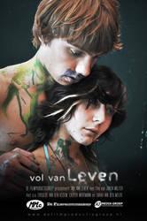 Vol van Leven poster by escmymind