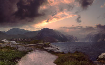 New Norway by escmymind