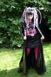 Cybergoth Princess 5