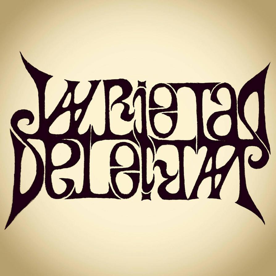 Varietas Delectat Ambigram 2.0 by Bobbu