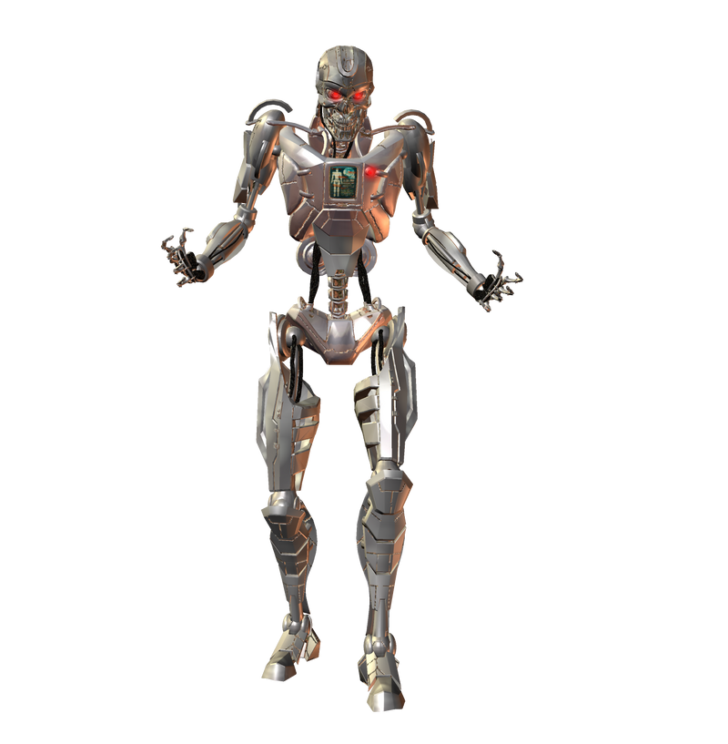 XCC-900 Terminator 007