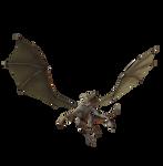 Zombie Dragon 001