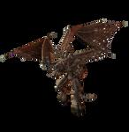 Bone_Demon : Winged 001