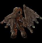 Bone_Demon : Winged 002