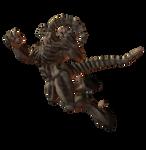 Bone_Demon : Wingless 002
