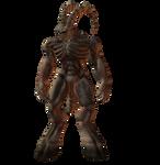 Bone_Demon : Wingless 003