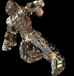 Battle Bot 004