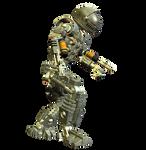 Battle Bot 008