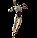 She-Bot : White 006