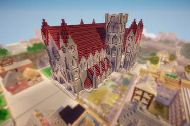 Beta 1.3 Gothic Cathedral by phonophobie