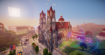 Beta 1.8 Gothic Cathedral