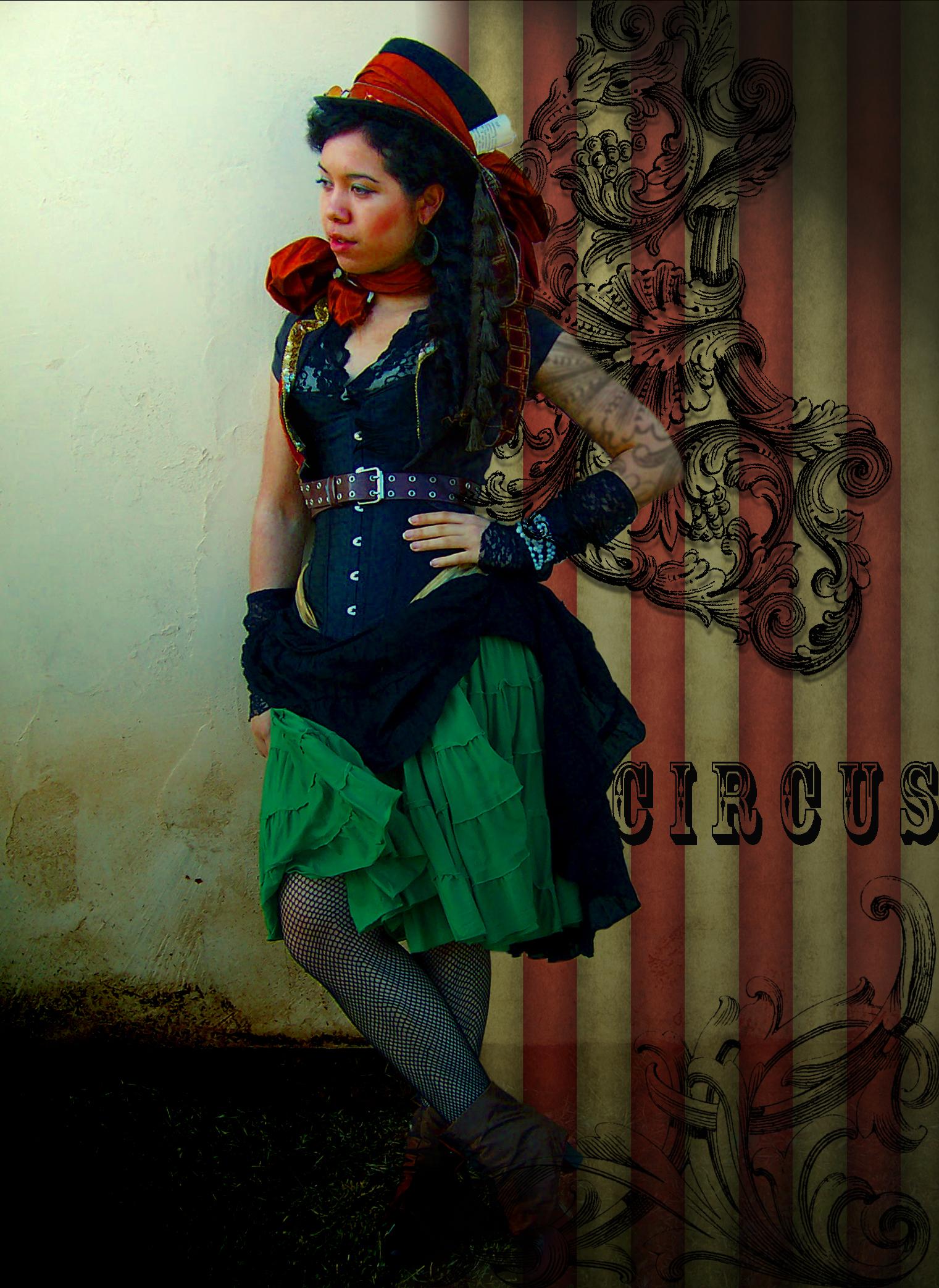 Lady Circus by NovelPashion