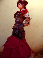 Lady Scarlett by NovelPashion