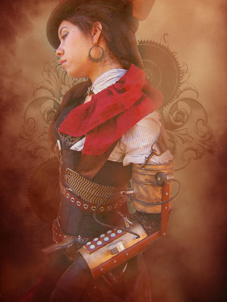 Lady Scarlett II by NovelPashion