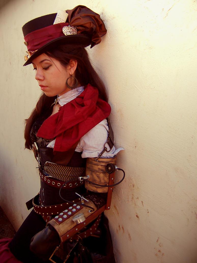 Lady Scarlett IV by NovelPashion