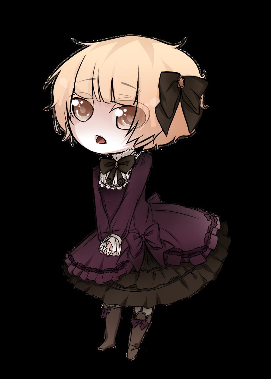 BAMPIRES:Morwen:LittleLady by nekodoru