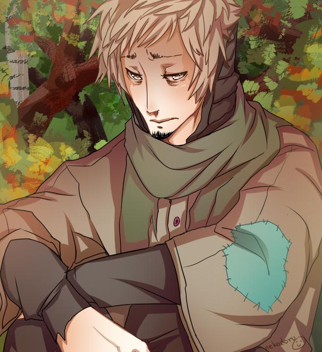 PKMN : Gijinka : Das the Gardener by nekodoru