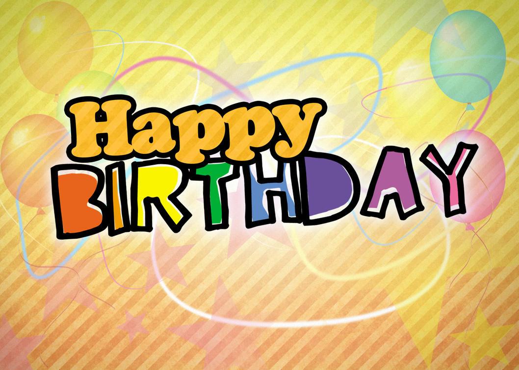 Birthday Party 2007 - Creative Commons |Creative Commons Birthday