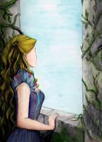 Rapunzel by oh-my-ja