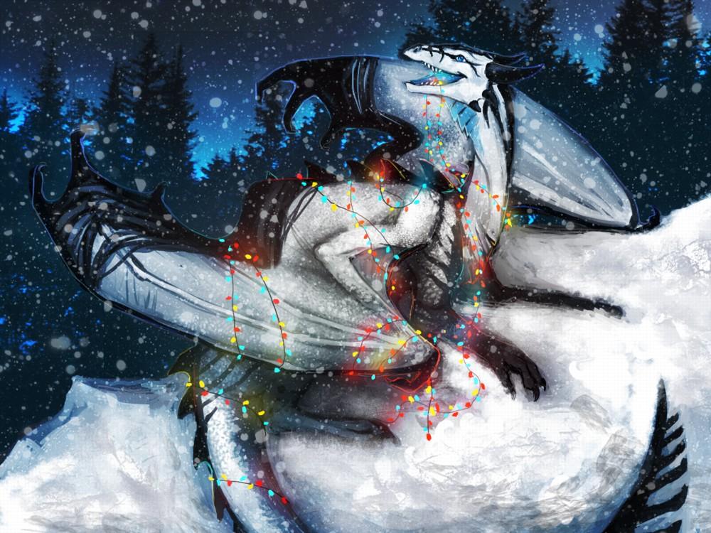 Secret Santa by Araivis-Edelveys