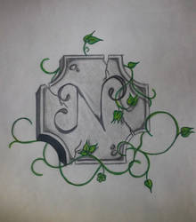 Family Crest Tattoo Design