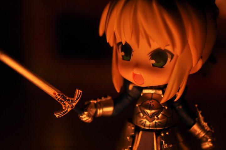 Saber by GamerFromHell
