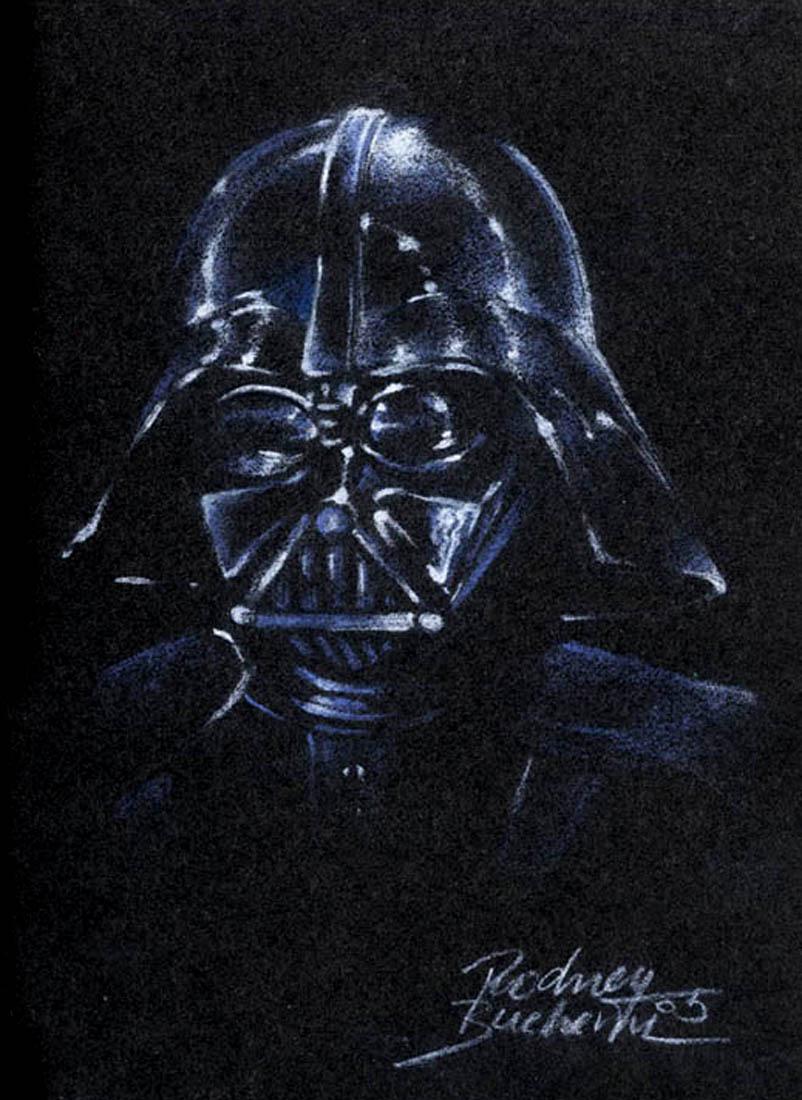 Darth Vader by Buchemi