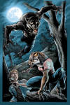 Werewolf pinup_colors