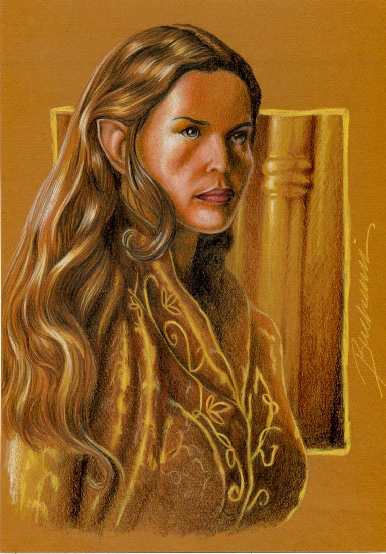 Arwen by Buchemi