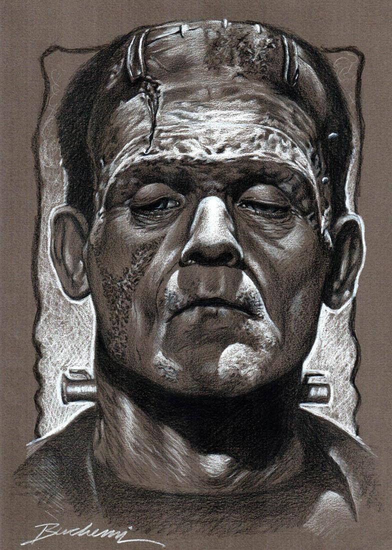 Mr. Boris Karlof Frankenstein