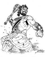 Hercules by Buchemi