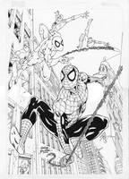 SpidermanII by Buchemi