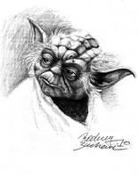 Yoda by Buchemi