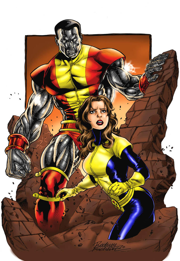 Kitty Pryde Interviews Potential Teachers | Comicnewbies |Shadowcat And Colossus Child